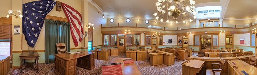 Arizona State Representatives >> House Of Representatives Arizona State Capitol Museum