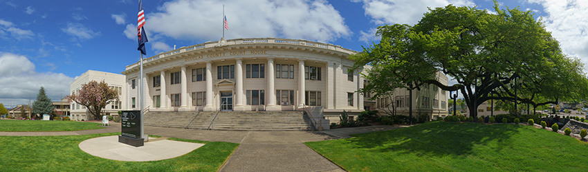 Douglas County Courthouse, Roseburg OR – Bohonus VR Photography